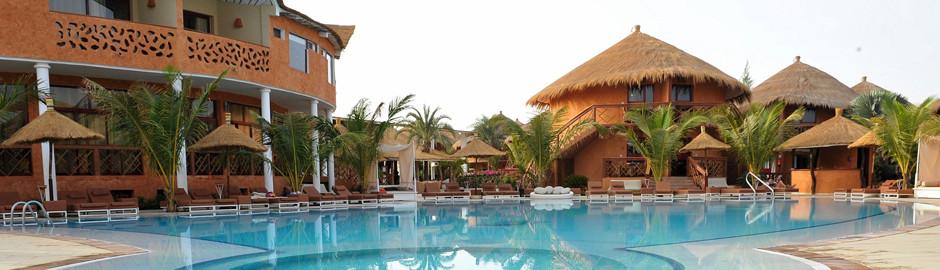 Azalai soggiorno al lamantin resort di saly azalai for Lamantin materassi prezzo