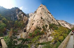 Cascata di Kuryong