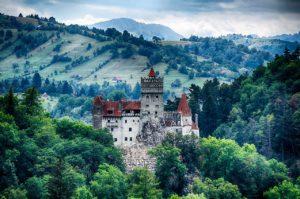 Castello di Bran (castello di Dracula)