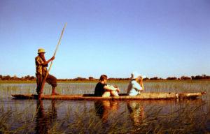 Esplorazione delle meraviglie del Delta in mokoro