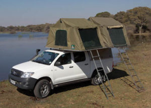 Toyota Hilux (Double Tents)