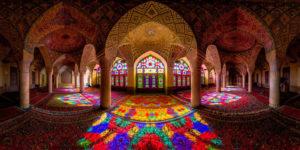 La Moschea di Nasir al-Mulk