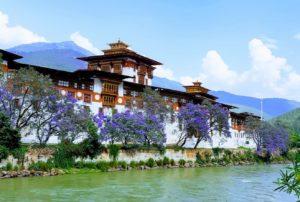 Lo Dzong di Punaka