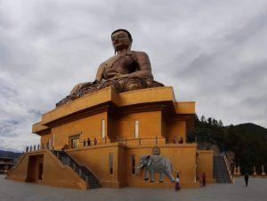Buddha Dordenma- Thimpu