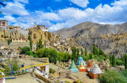 Viaggio in Ladakh durante festival