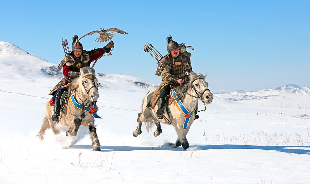 AQUILE MONGOLIA