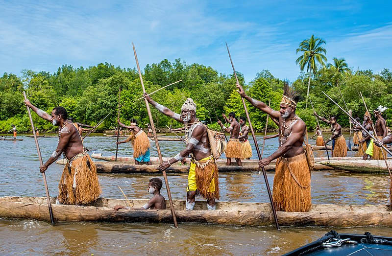 viaggio in west papua