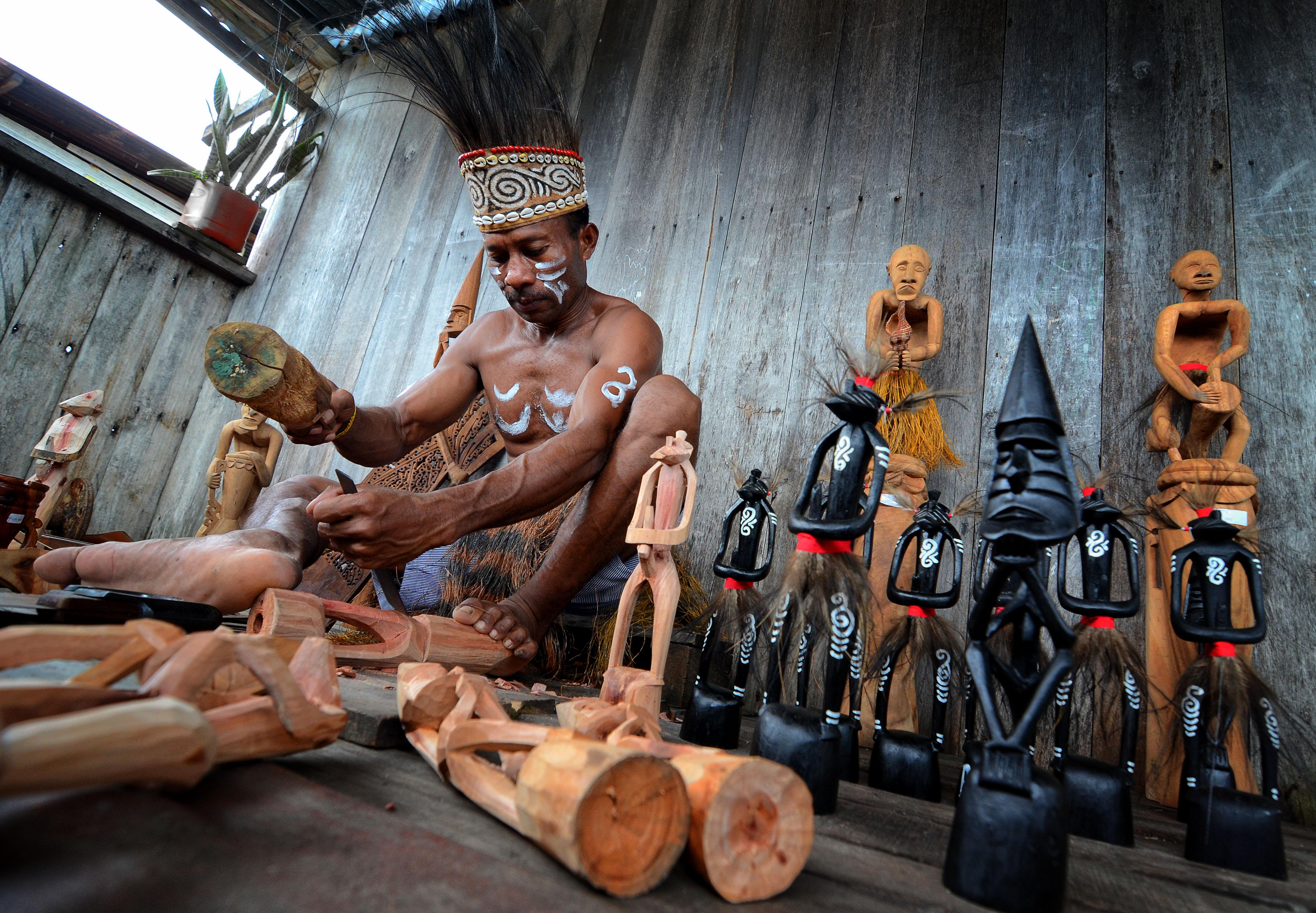 tribù west papua