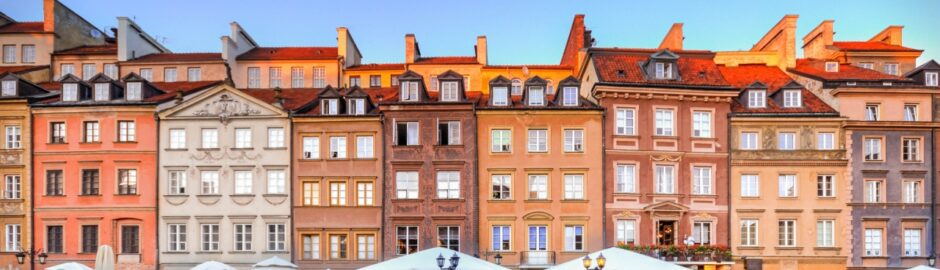 city break a Varsavia