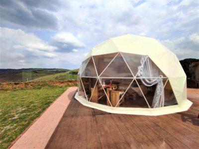 Cupola Dome Glamping Il Sole