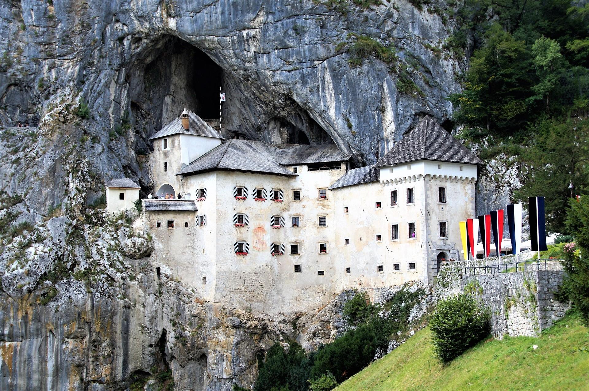 castello predjama viaggio in slovenia