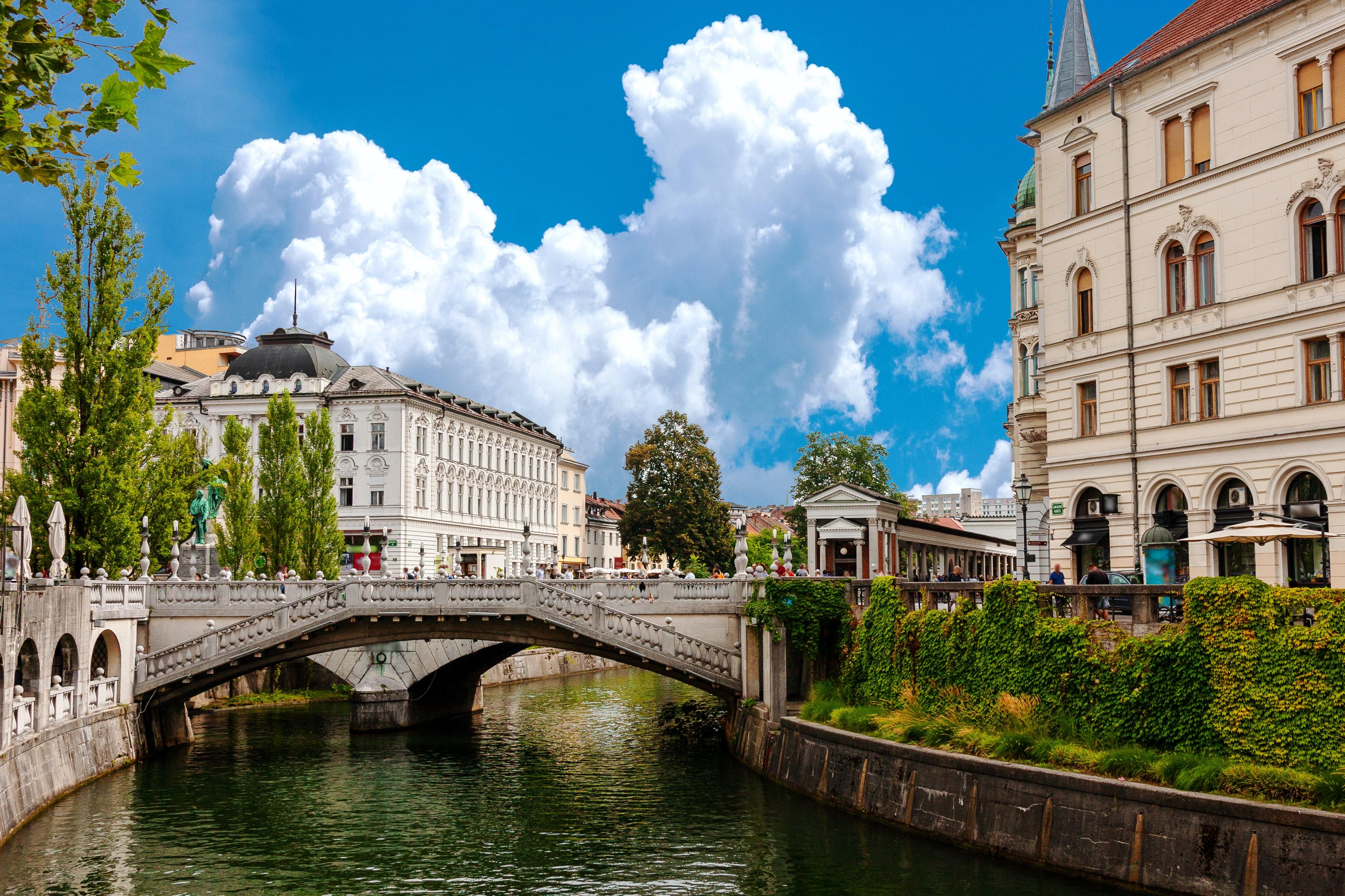 lubiana viaggio in slovenia