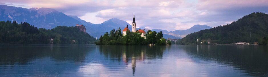 lago di Bled - viaggio in Slovenia