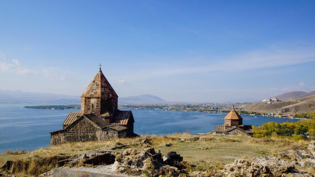 lago sevan viaggio in slovenia